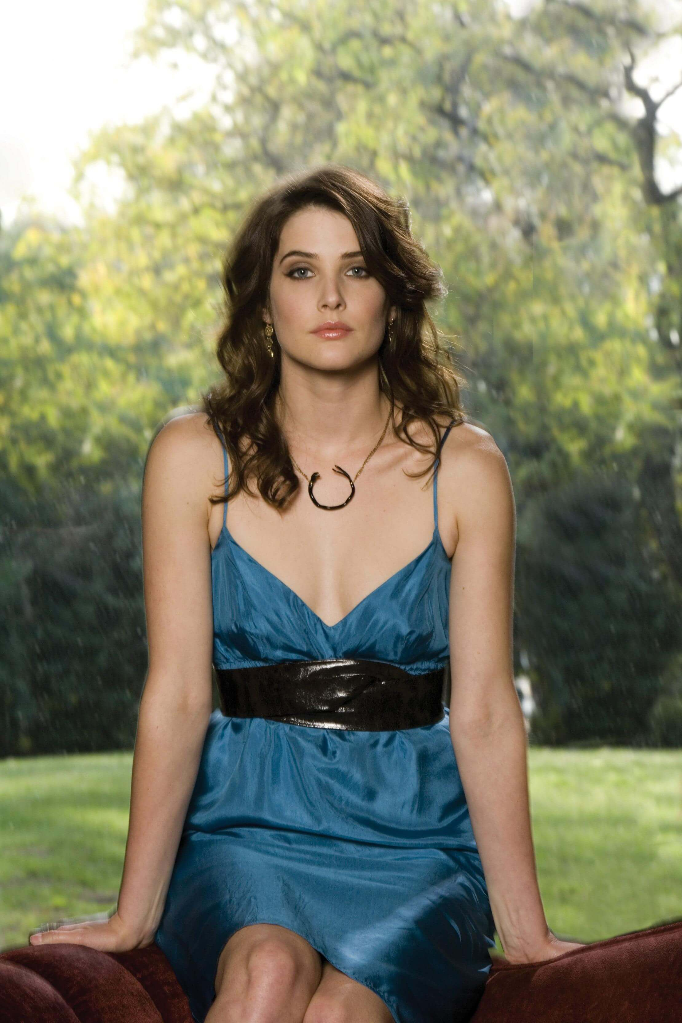 cobie smulders sexy cleavae picture