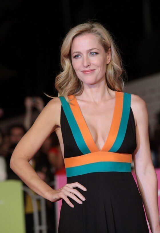 gillian-anderson-cleavage-pictures