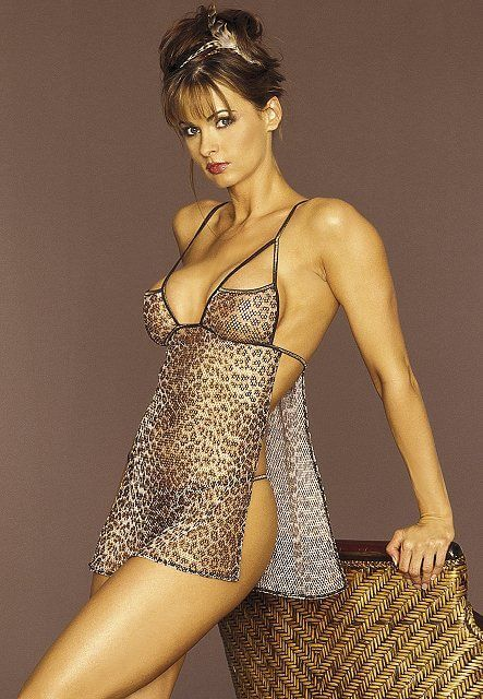 karen mcdougal hot side pics