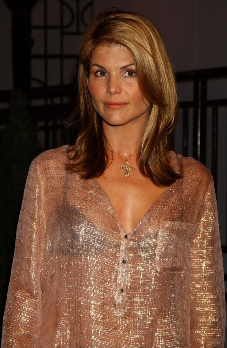 lori loughlin sexy cleavage pictures