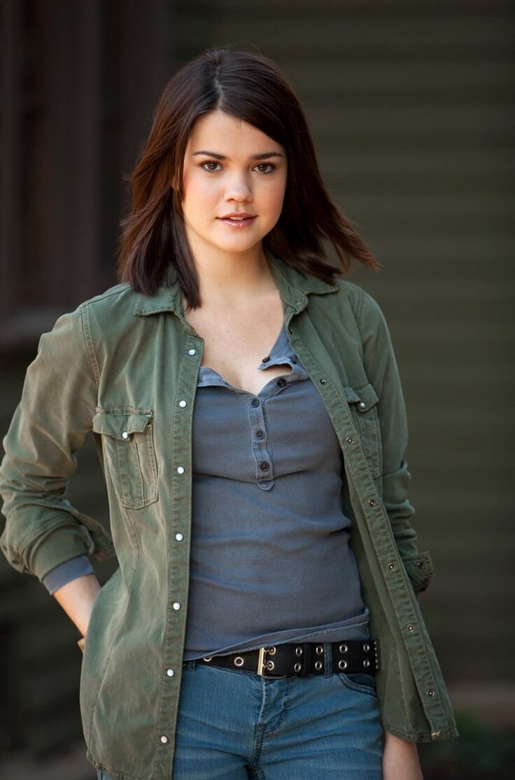 maia mitchell awesome