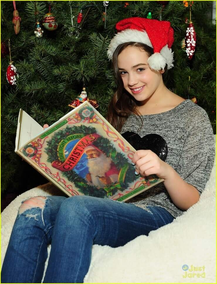 mary mouser awesome pic
