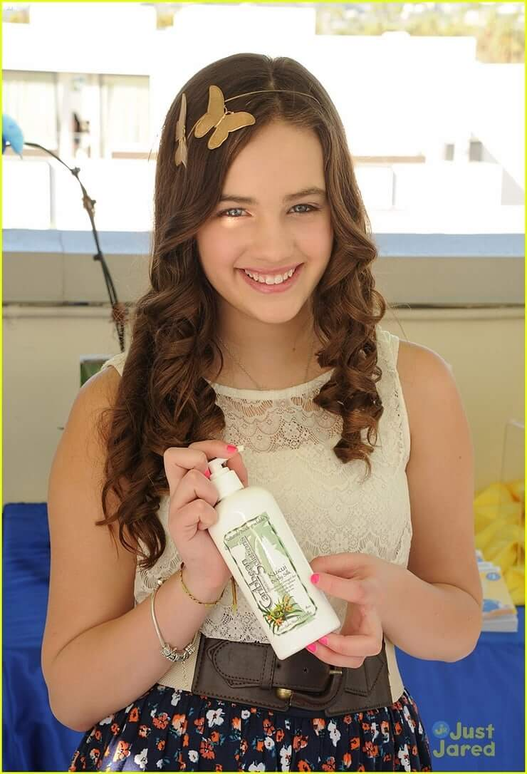 mary mouser hot look pic