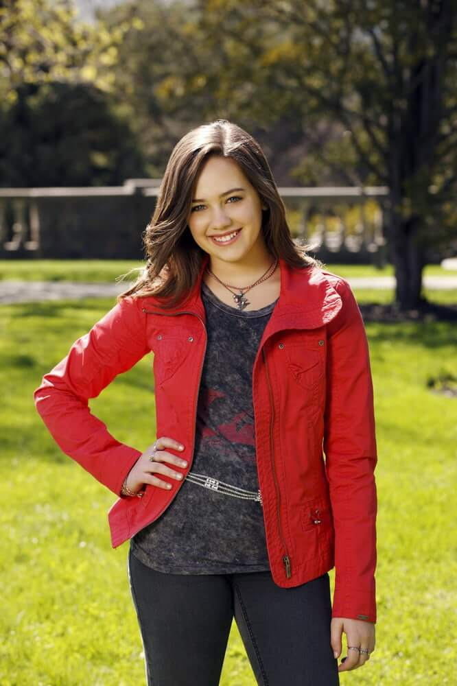 mary mouser hot pic
