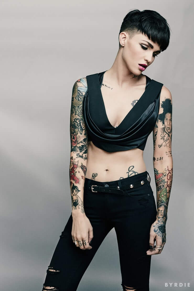 ruby rose hot boobs (3)