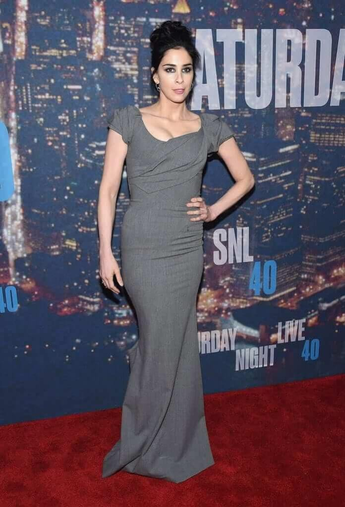 sarah silverman hot look pictures (3)