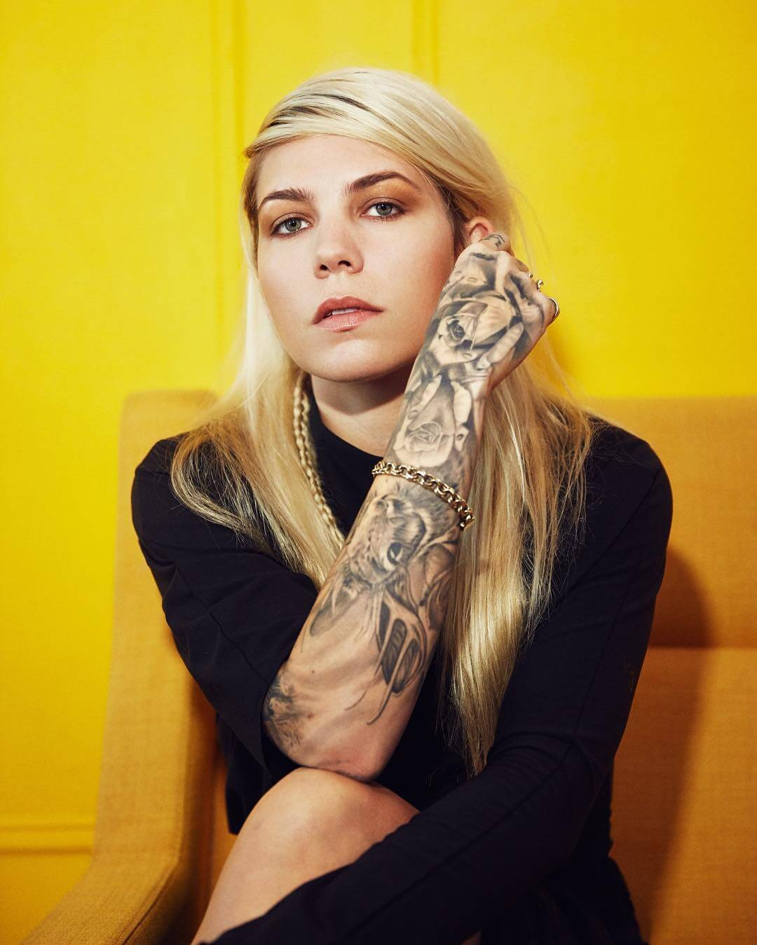 skylar grey beautiful photo