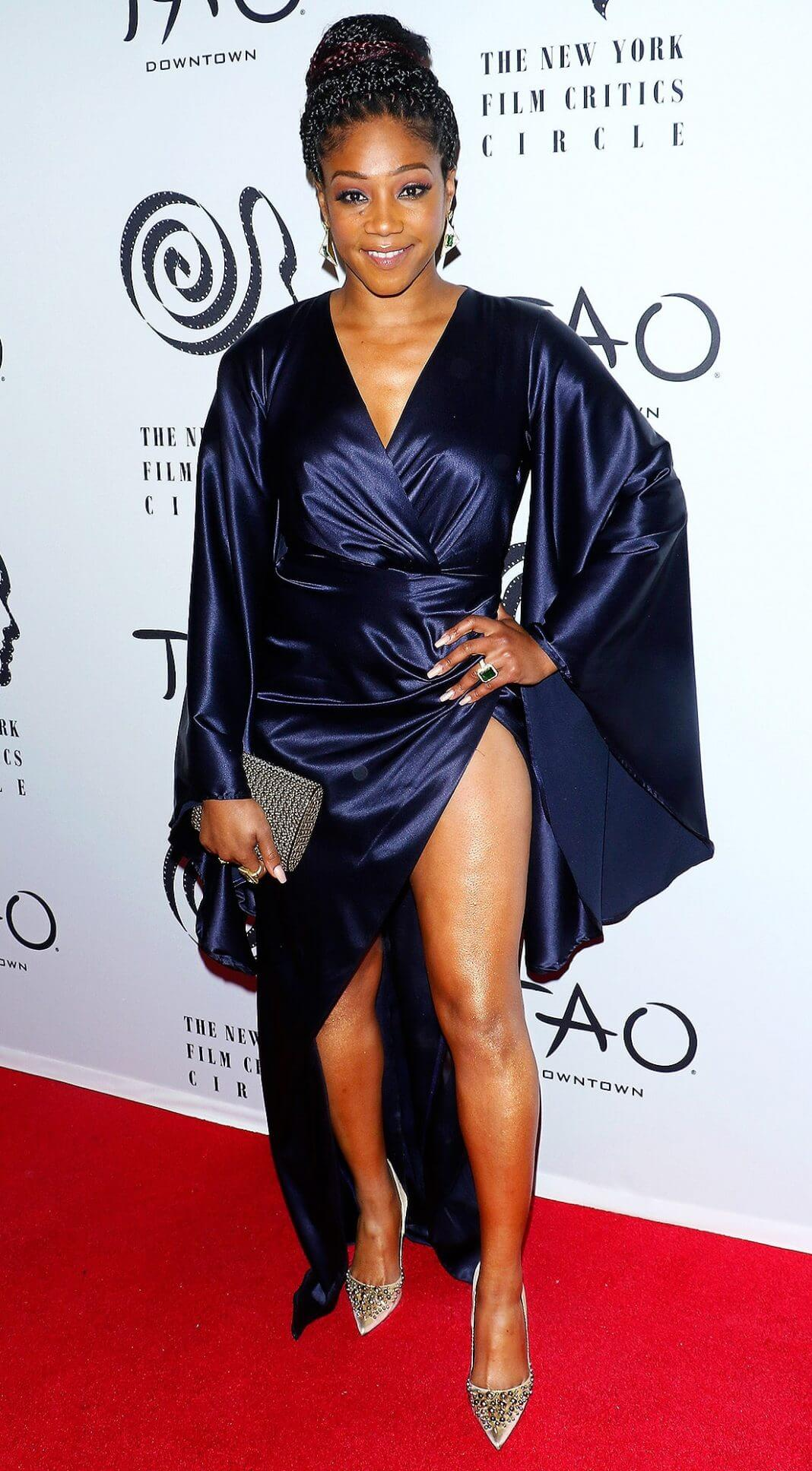 tiffany haddish sexy thighs