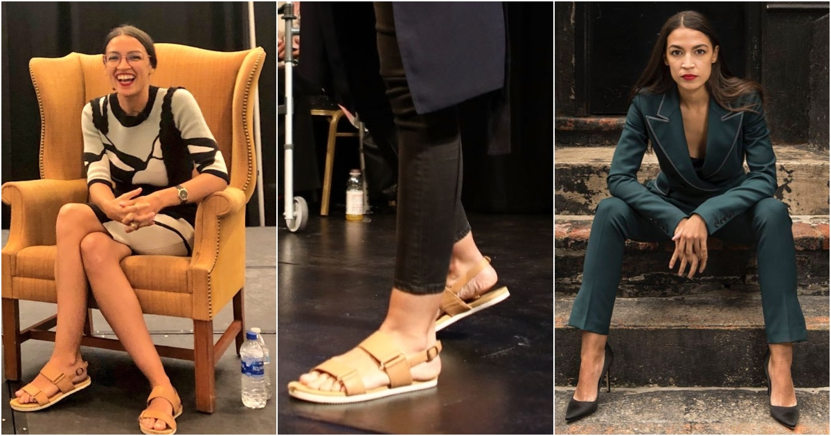 14 Sexy Alexandria Ocasio Cortez Feet Pictures Will Get You All