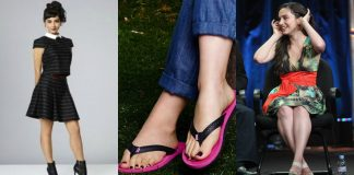 15 Sexy Molly Ephraim Feet Pictures Will Make You Go Crazy For This Babe