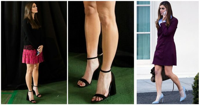 21 Sexy Hope Hicks Feet Pictures Will Prove That She Is Sexiest Woman In This World