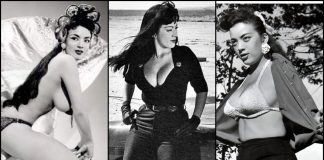 27 Hot Pictures Of Tura Satana Which Will Make You Want To Jump Into Bed With Her