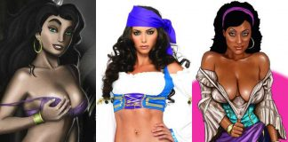 30 Hot Pictures Of The Disney Princess Esmeralda Are So Hot That You Will Burn