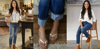 30 Sexy Joanna Gaines Feet Pictures Are Too Much For You To Handle