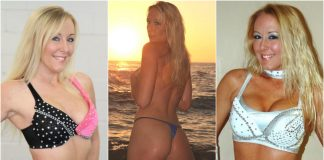 35 Hot Pictures of Amber O'Neal Shows God Took Sweet Time To Make Her