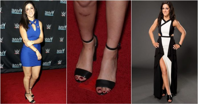 35 Sexy Bayley Feet Pictures Will Blow Your Minds
