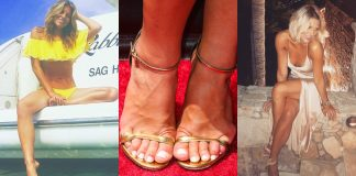 35 Sexy Charissa Thompson Feet Pictures Are Delight For Fans