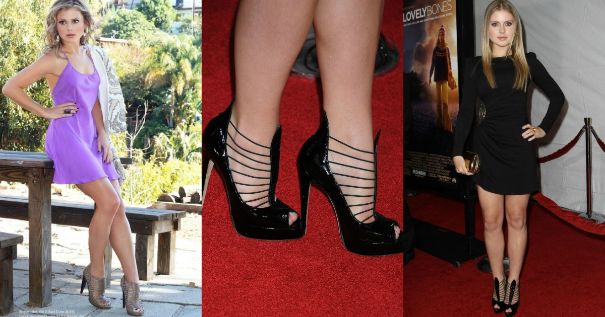 35 Sexy Rose McIver Feet Pictures Will Prove That She Is ...