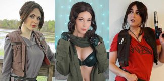40 Hot Pictures Of The Disney Princess Jyn Erso Will Make You Melt