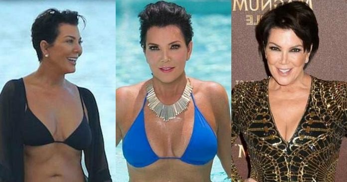 40 Kris Jenner Hot Pictures Are Too Much For You To Handle