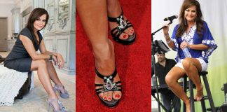 40 Sexy Robin Meade Feet Pictures Are So Damn Hot That You Can't Contain It