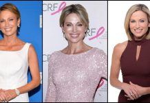 49 Amy Robach Hot Pictures Are So Damn Hot That You Can't Contain It