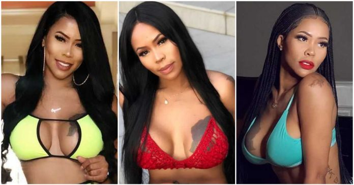 49 Chandra Davis Hot Pictures Will Drive You Nuts For Her
