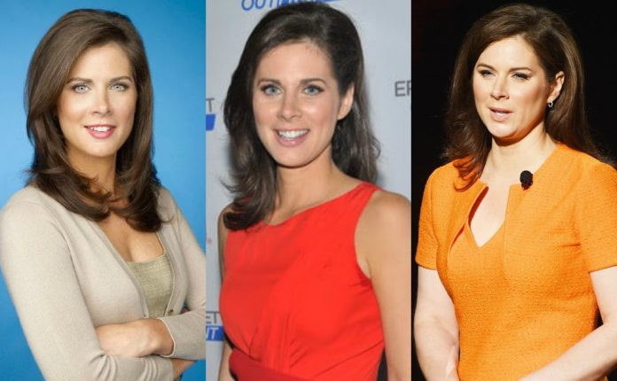 49 Erin Burnett Hot Pictures Will Make You Go Crazy For This Babe