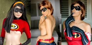 49 Hot Pictures Of Elastigirl From Incredibles Are Too Delicious For All Her Fans