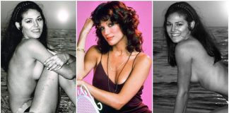 49 Hot Pictures Of Pamela Hensley Are Showcasing Her Busty Figure And Curvy Ass