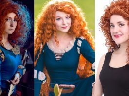 49 Hot Pictures Of The Disney Princess Merida Will Blow Your Minds