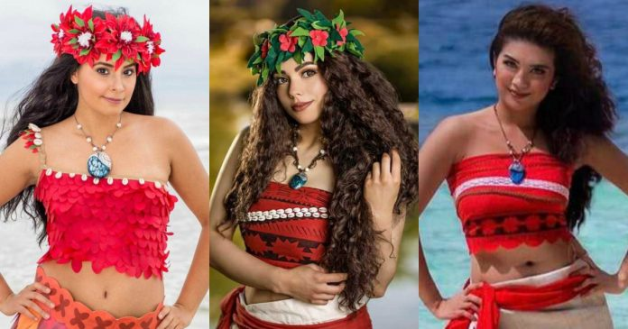 49 Hot Pictures Of The Disney Princess Moana Are Delight For Fans