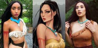 49 Hot Pictures Of The Disney Princess Pocahontas Will Make You Go Crazy For This Babe