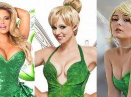49 Hot Pictures Of The Disney Princess Tinker Bell Are Heaven On Earth