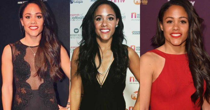49 Hot Pictures of Alex Scott Will Motivate You To Be A Better Person For Her