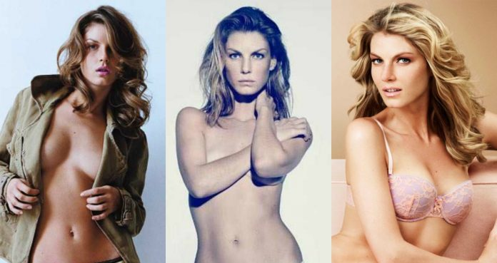 49 Hot Pictures of Angela Lindvall Proves She Is A Shining Light Of Beauty