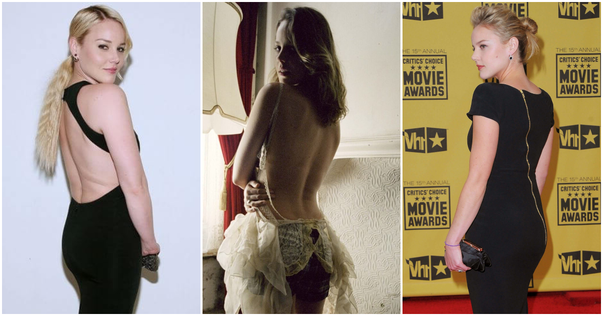 49 Hottest Abbie Cornish Big Butt Pictures Will Make You Crave For