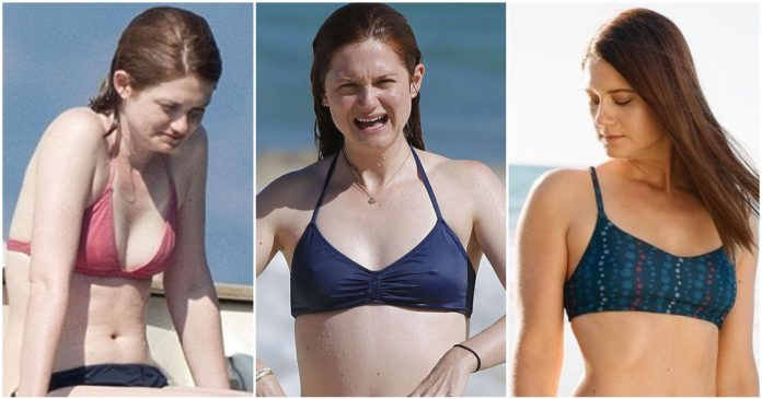 49 Hottest Bonnie Wright Bikini Pictures Are Incredibly Sexy
