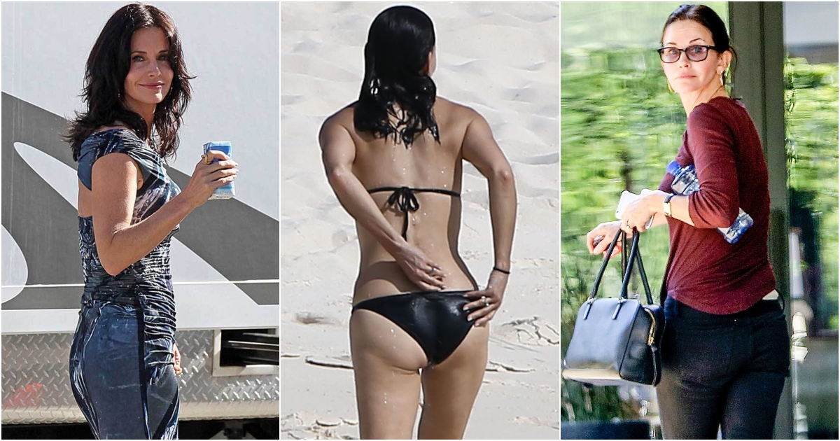 49 Hottest Courteney Cox Big Butt Pictures Will Make You Crazy