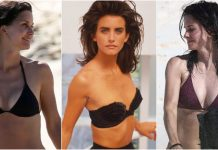 49 Hottest Courteney Cox Bikini Pictures Will Keep You Up At Nights
