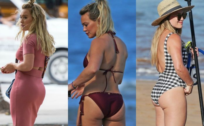 49 Hottest Hilary Duff Big Butt Pictures Will Make You Crazy About Her