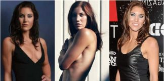49 Hottest Hope Solo Bikini Pictures Will Make Your Hands Want Her