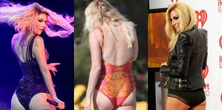 49 Hottest Kesha Big Butt Pictures Will Make You Want To Jump Into Bed With Her