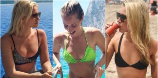 49 Hottest Kristine Leahy Bikini Pictures Are Slices Of Heaven