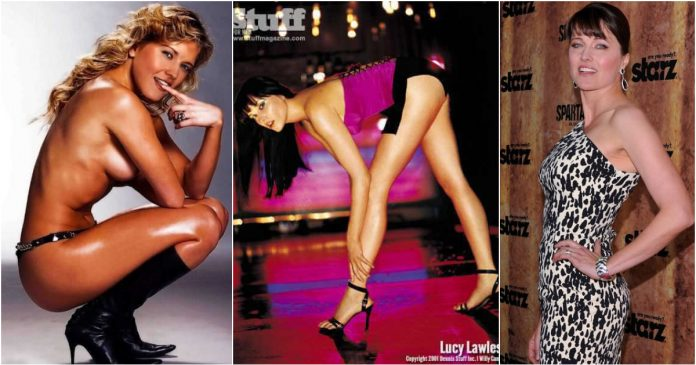 49 Hottest Lucy Lawless Big Butt Pictures Are Just Too Majestic