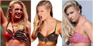 49 Hottest Toni Storm Bikini Pictures Will Make Your Hands Want Her