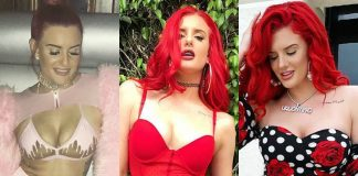 49 Justina Valentine Hot Pictures Are Delight For Fans