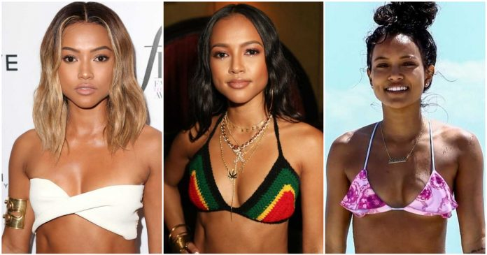 49 Karrueche Tran Hot Pictures Will Make You Forget Your Name