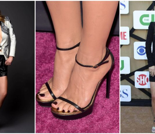 49 Sexy AJ Cook Feet Pictures Are So Damn Hot That You Can't Contain It