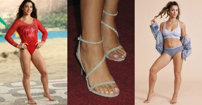 49 Sexy Aly Raisman Feet Pictures Are So Damn Hot That You Can't Contain It